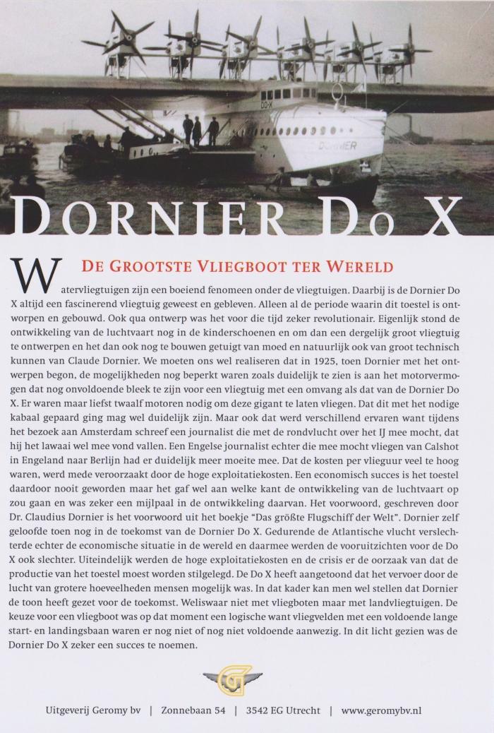 Donier Do X